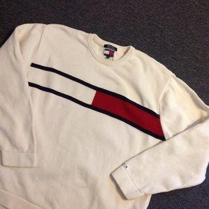 Vintage Tommy Jeans Sweater XXL
